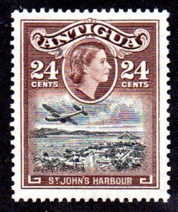 ANTIGUA 116 MH SCV $4.50 BIN $2.25 AIRPLANE