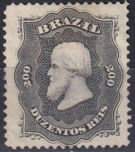 Brazil #69  Unused CV $120.00  (Z7185)