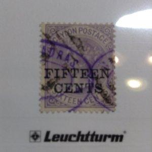 Ceylon  # 123  Used
