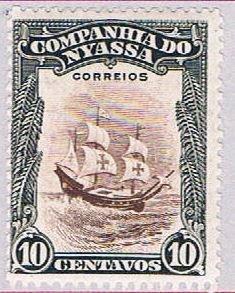 Nyassa 117 MLH Ship 1921 (BP3799)