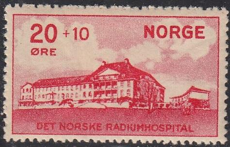 (ST2) Norway Scott #B4 Mint Hinged