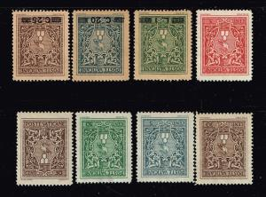 ITALY STAMP VATICAN MINT STAMP COLLECTION LOT #T12