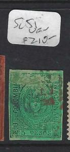 COLUMBIA  (PP1802B)  5P SC51   VFU