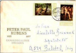Germany D.D.R., Art