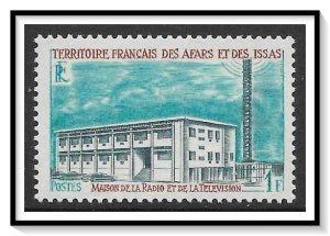 Afars & Issas #324 Radio-Televeision Station MNH
