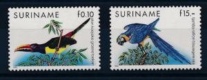 [SU685] Suriname Surinam 1991 Birds  MNH