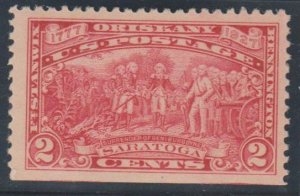U.S. Scott #644 Saratoga Stamp - Mint NH Single