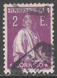 PORTUGAL 496Q VFU R6-154