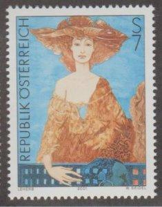 Austria Scott #1854 Stamp - Mint NH Single