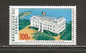Senegal Scott catalog # C119 Mint NH