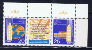 Germany-DDR 1207a NH 1970 Pair