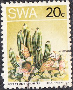 South West Africa  #354     Used