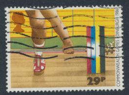 Great Britain SG 1330 - Used - Commonwealth Games