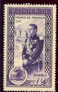 Monaco; 1950; Sc. # 249; */MH Single Stamp