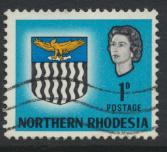 Northern Rhodesia  SG 76 SC# 76 Used  - see details