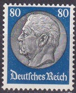 Germany #413 F-VF Unused CV $9.00 (Z2594)