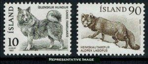 Iceland Scott 526 Mint never hinged.