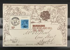 Barbados 1979 #494, S/S, MNH, CV $1.10