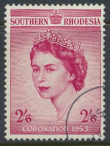 Southern Rhodesia  SG 77  SC# 80 Used / FU  see scans and details
