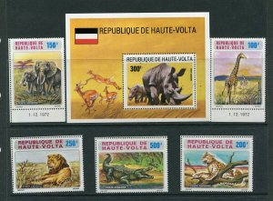 Burkina Faso #C141-146 Mint Never Hinged SET