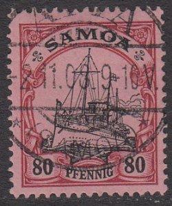 Samoa 64 Used CV $16.00