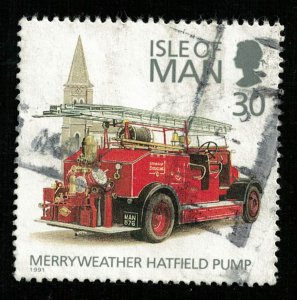 Fire engine, Great Britain, (3083-T)