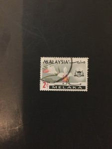 *Malaya Malacca #68u