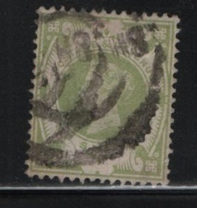 GREAT BRITAIN, 122, USED, 1887-92, Queen Victoria
