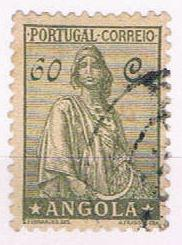Angola 248 Used Ceres 1932 (A0425)
