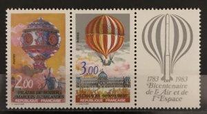 France 1983 #1864a, MNH, CV $2.24