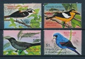 [108767] Gren. Carriacou & Petite Martinique 2003 Birds vögel oiseaux  MNH