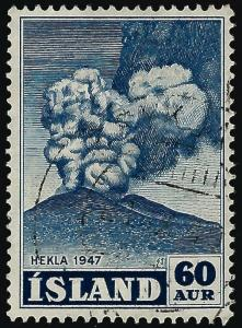 Iceland #250 Used F-VF ....Chance to buy a real Bargain!