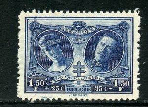 Belgium # B62, Mint Hinge, - A11