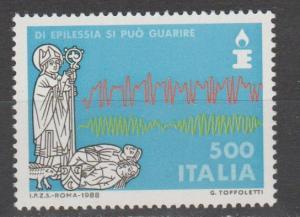 Italy #1734  MNH F-VF (SU67)