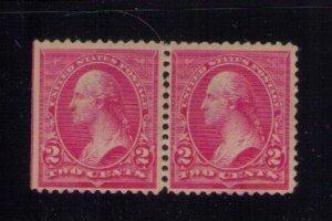 US Sc 267a MLH 2c (1895) W.PF CERTIFICATE NO.529064