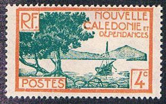 New Caledonia 138 MLH Bay Scene (BP4413)