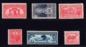 US STAMP 20th MINT STAMP COLLECTION LOT #S3