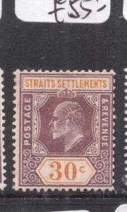 Malaya Straits SG 162 MOG (7dlb)