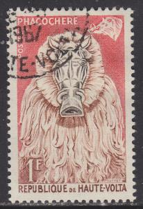 Burkina Faso 74 Wart Hog Costume 1960