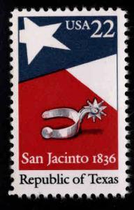 USA Scott 2204 Republic of Texas MNH** stamp