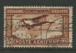 STAMP STATION PERTH Egypt #C2 Air Post Used  1929