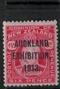 New Zealand SC 137e 1913 Mint SCV$ 300.00