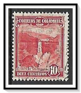 Colombia #570 Tequendama Falls Used