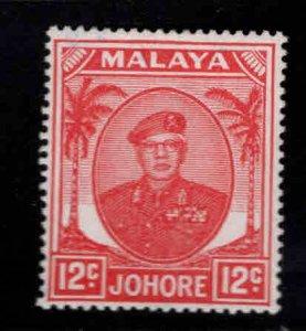 MALAYA-Jahore Scott 139 MH*
