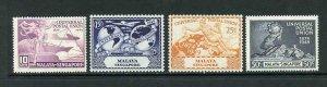 Singapore SG33/6 1949 UPU U/M