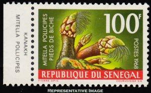 Senegal Scott 306 Mint never hinged.