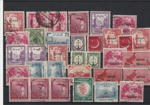 Pakistan Used Stamps Ref 24504