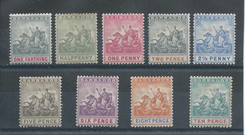 Barbados 70-8 LH