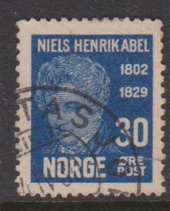 Norway Sc#148 Used Tear Right