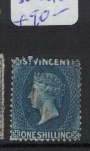 St Vincent SG 13 VFU (4drx)